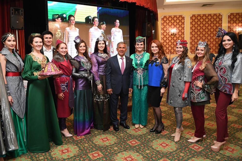 Многотысячную татарскую общественность Южного Урала представлял Конгресс татар Челябинской област