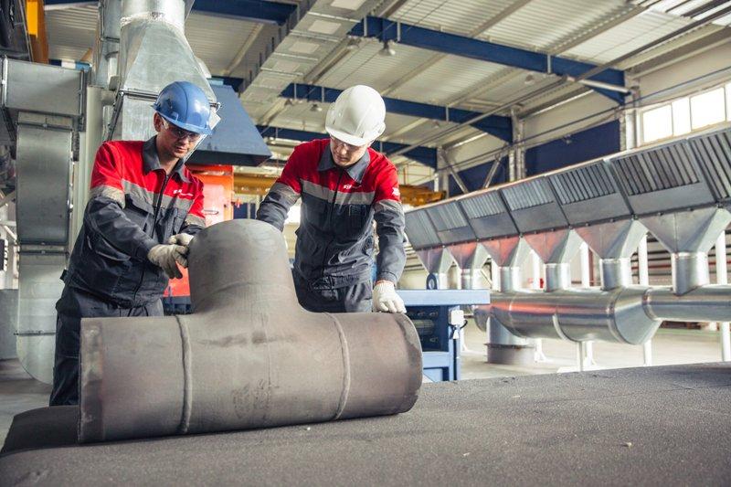 Входящий в состав Объединенной металлургической компании челябинский завод «Трубодеталь» успешно