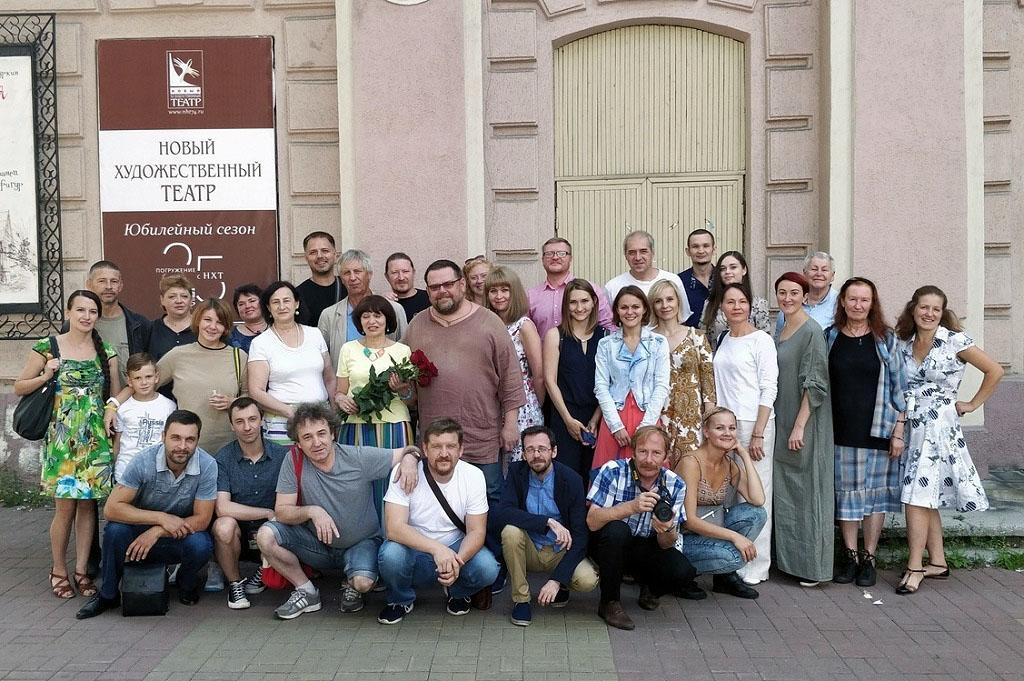 Сегодня, 8 октября, в Новом художественном театре Челябинска большое семейное торжество. Откры