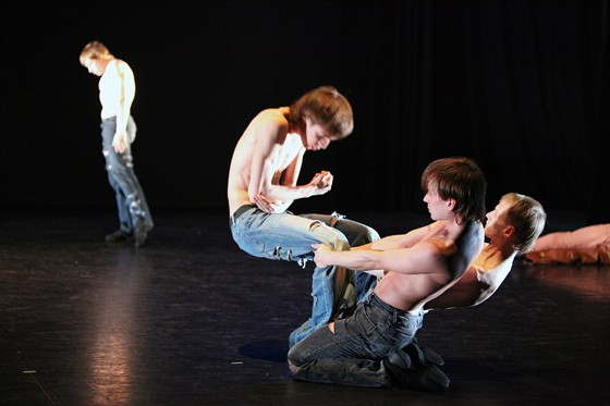 Челябинский театр современного танца - один из немногих в России профессиональных театров совреме