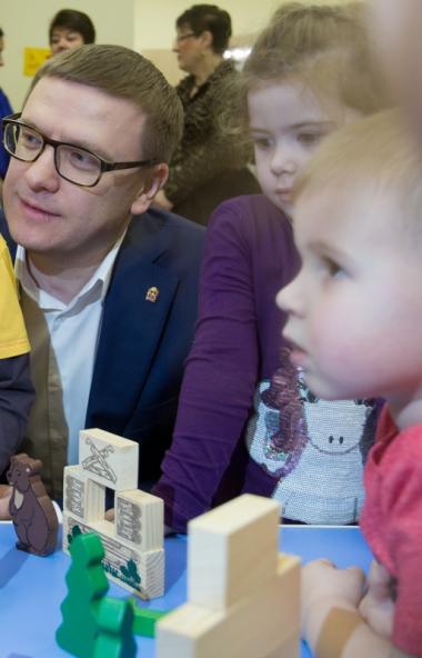 В Челябинской области 63 тысячи детей в возрасте от трех до семи лет могут претендовать на получе