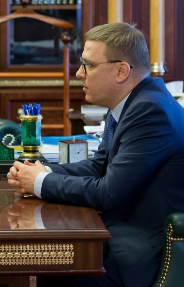 Губернатор Челябинской области Алексей Текслер обратился к министру энергетики Александру Новаку