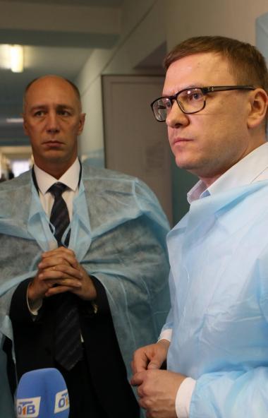 Проблема с очередями в центральной районной больнице в Агаповке (Челябинская область) была решена