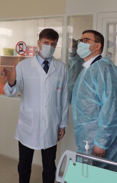 Ситуация с заболеваемостью коронавирусной инфекцией Covid-19 в Челябинской области осложнилась. В