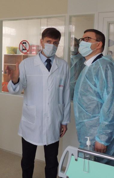 В Челябинске будет построена новая областная инфекционная больница.  Соответствующее реш