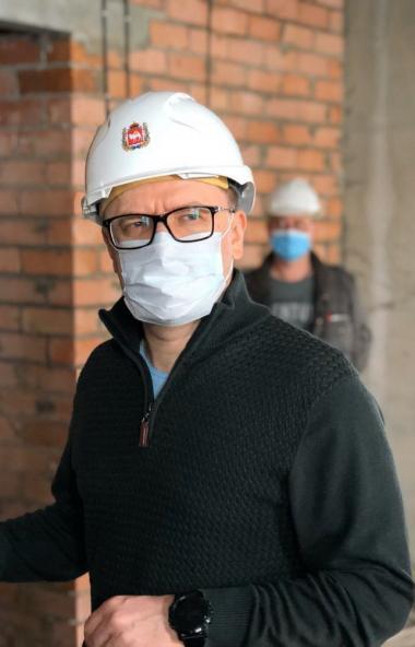 В Челябинской области будет введен масочный режим. На этой неделе он будет носить рекомендательны