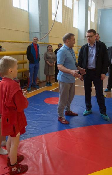 В Челябинской области помимо «Земского врача» и «Земского учителя» появятся «Земский тренер» и «З