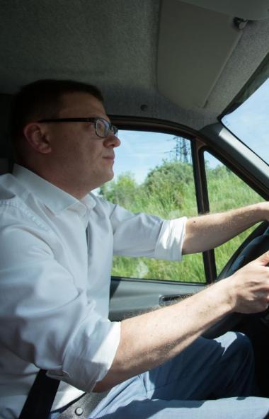 Губернатор Челябинской области Алексей Текслер отправился в субботу, пятого сентября, с большой и