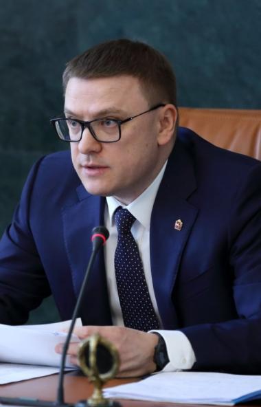 Губернатор Челябинской области Алексей Текслер 31 марта представил второй «пакет» мер поддержки м