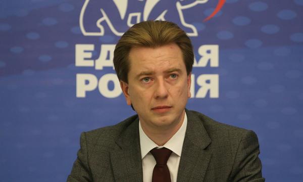 Его кандидатуру, предложенную председателем правительства, лидером партии Дмитрием Медведевым, ут