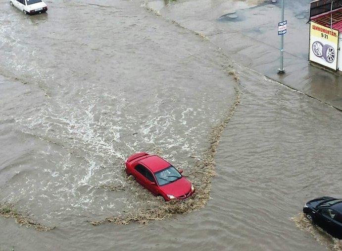 Как сообщили агентству «Урал-пресс-информ» в ведомстве, в связи с таянием снега возможен паводок.