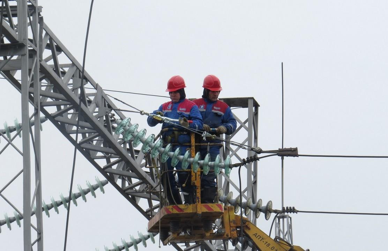Как сообщили агентству в компании, на выполнение данных работ энергокомпания направила около 1,4
