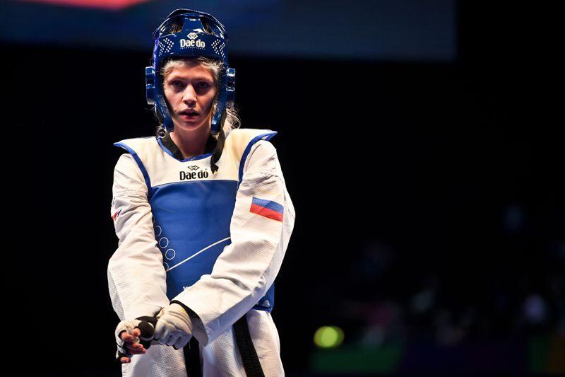 Челябинская тхэквондистка Татьяна Кудашова вчера, 20-го мая, завоевала «серебро» чемпионата мира,