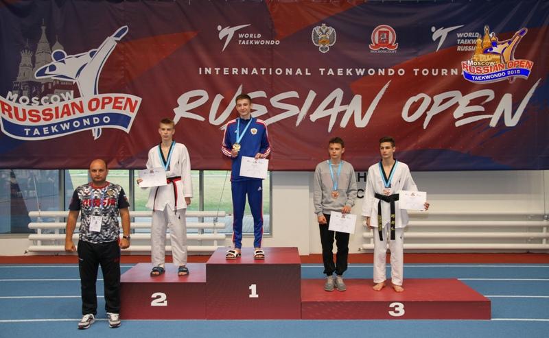 Спортсмены Челябинской области завоевали семь медалей восьмого традиционного международного турни