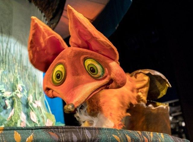 В Озерском театре кукол «Золотой петушок» 30 апреля состоится очередная премьера, предназначенна