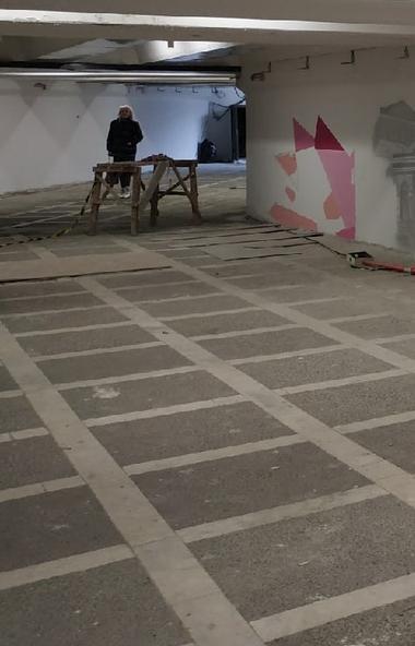 В Челябинске на площади Революции вместо подземного появится наземный переход – не навсегда, а на
