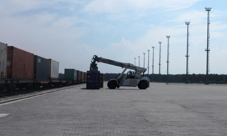 В Челябинской области Открытая экономическая зона на территории транспортно-логистического компле