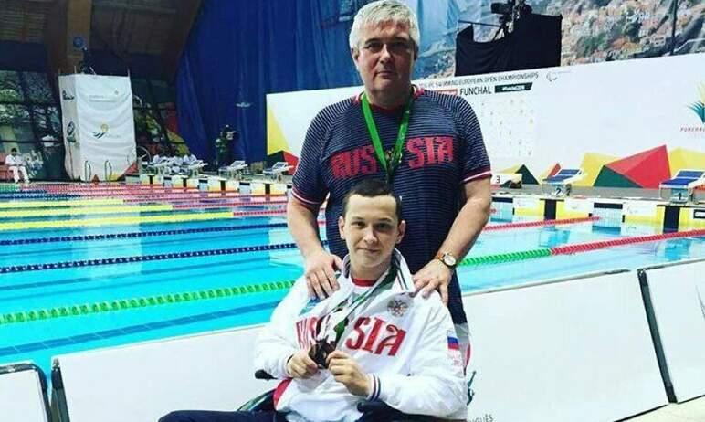 Челябинский пловец Дмитрий Черняев завоевал «золото» Паралимпиады в Токио, побив мировой рекорд.