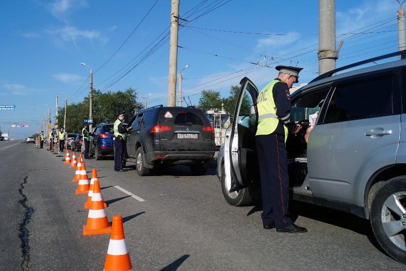 В Челябинске и Челябинской области в субботу, 14-го июля, наряды ДПС проведут массовые проверки а