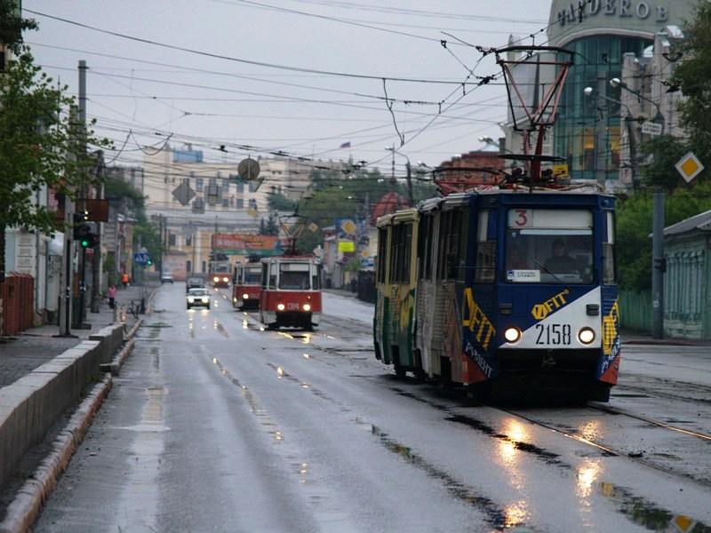 Ремонт улицы Чайковского продлится до 1 сентября, сообщает пресс-служба городской администрации.