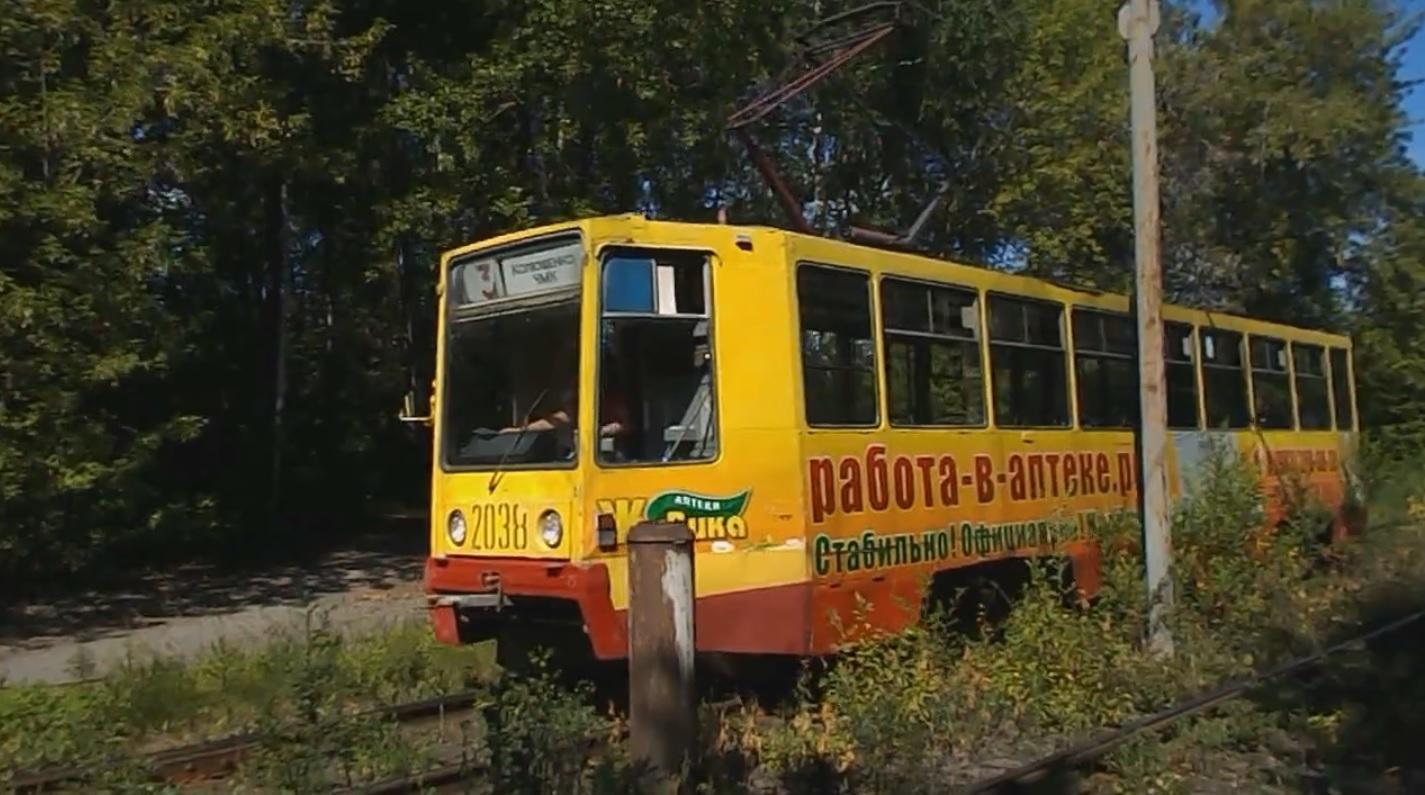 Недовольной видеосъемкой оказалась водитель трамвая №3. Как пишут пользователи социальной сети, п