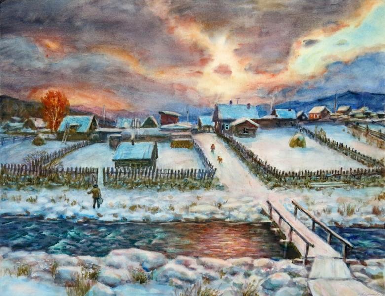 В Челябинске завтра, седьмого февраля, состоится открытие выставки Народного художника России Гер