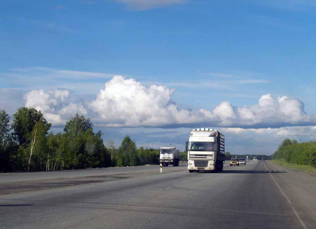 На указанном участке автодороги будет введено временное реверсивное движение для обеспечения б
