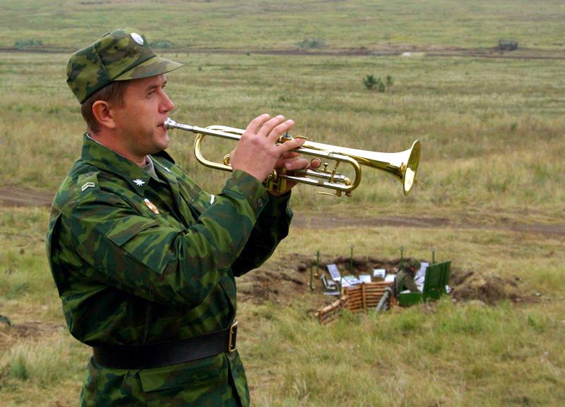 Челябинская область сегодня вечером, 24 октября, отправит первую партию призывников осенней кампа