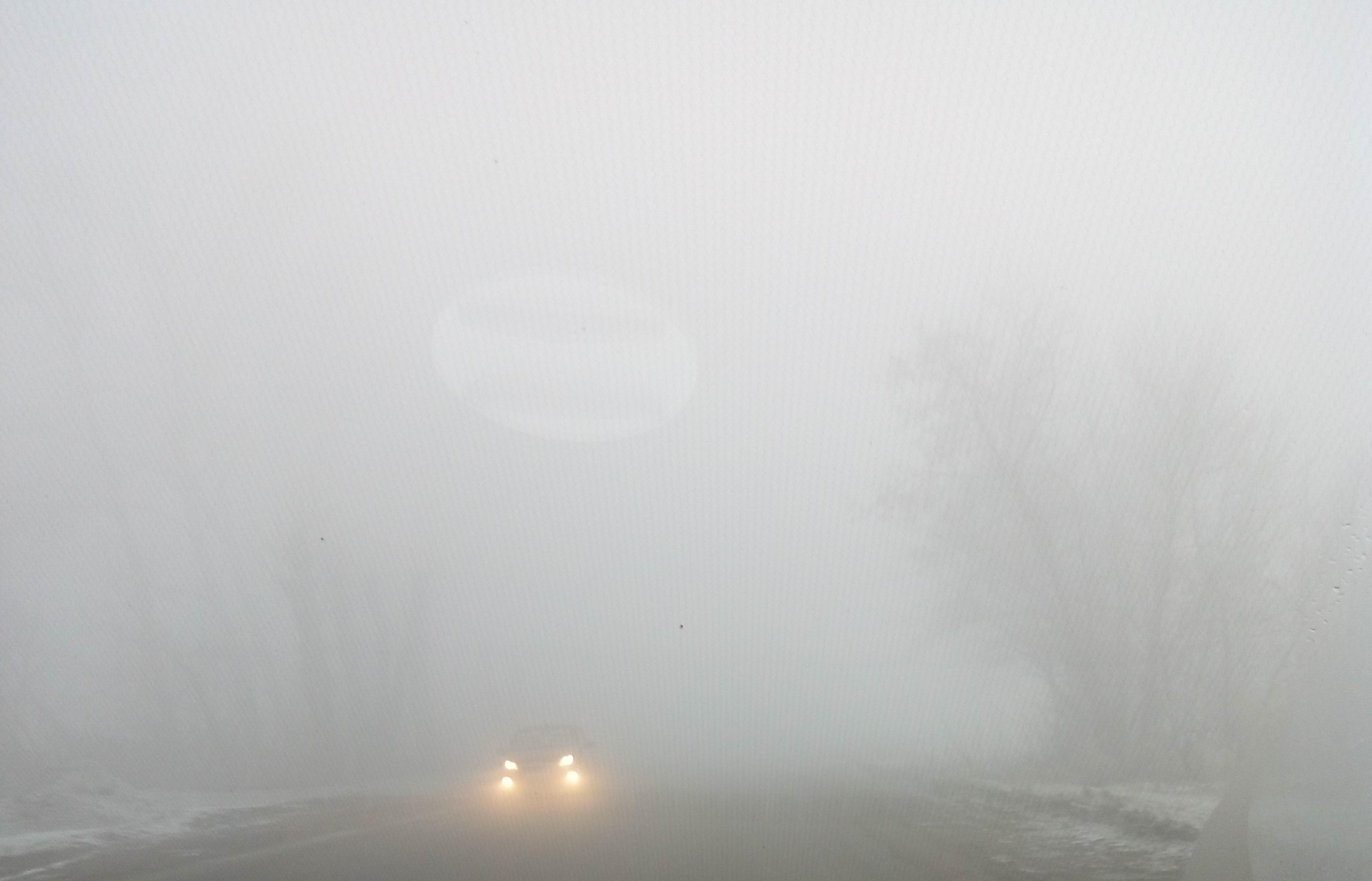 Туман закрыл Челябинск для московского рейса и увел самолет из Санкт-Петербурга на запасной аэрод