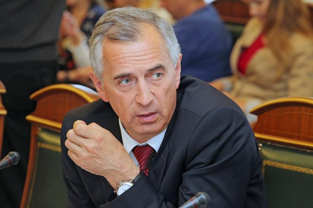«От одной территории поступила просьба о выделении на подготовку к зиме 84 миллиардов рублей, - р
