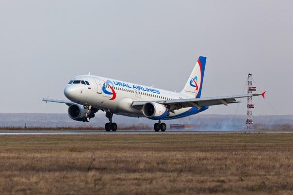 Как пояснили корреспонденту «Урал-пресс-информ» в пресс-службе авиакомпании, самолет, следовавший