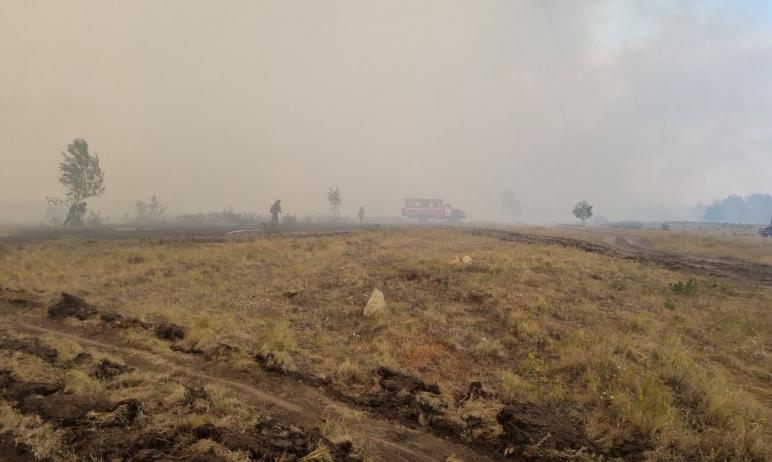 Ситуация вокруг села Париж Нагайбакского района (Челябинская область) остается непростой. Возгора