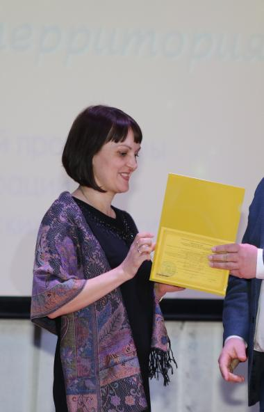 Еще девять сотрудников агрохолдинга (Челябинская область) получили свидетельства о предоставлении