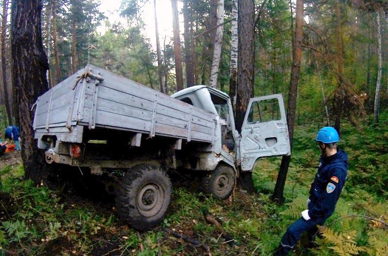 16 сентября в миасский поисково-спасательный отряд поступил вызов в лесной массив за поселком Тые