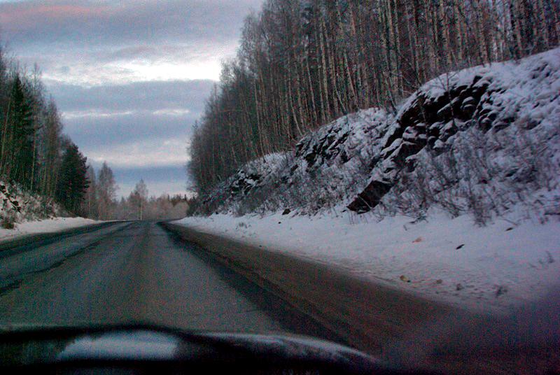 «Отрезок трассы в Екатеринбург будет переведен из третьей категории в первую, - рассказал Луцет.