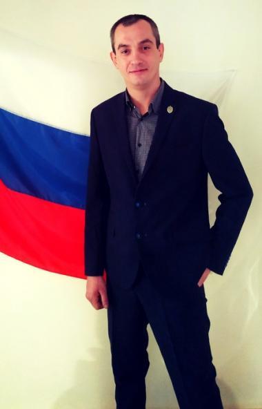 Ополченец Донбасса Филипп Венедиктов поклялся быть верным России. Доброволец, воевавший на Донбас