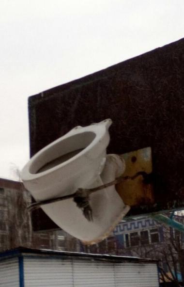Властям Челябинска не нужны общественные туалеты! К такому мнению пришли жители областного центра