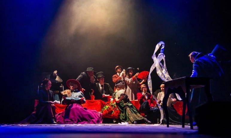 Агентство «Урал-пресс-информ» совместно с Челябинским Молодежным театром разыгрывают два билета в