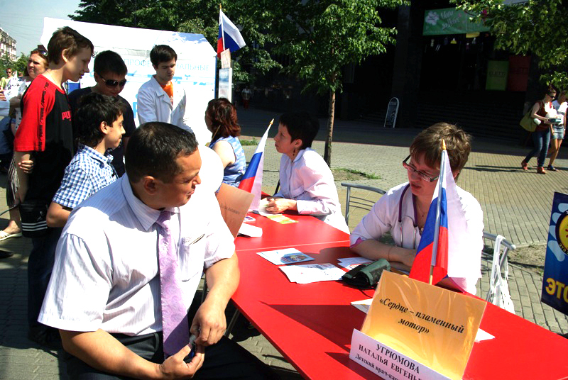 Жители Челябинска смогут узнать возраст своих сосудов на специальном аппарате. Ранее этот вид диа