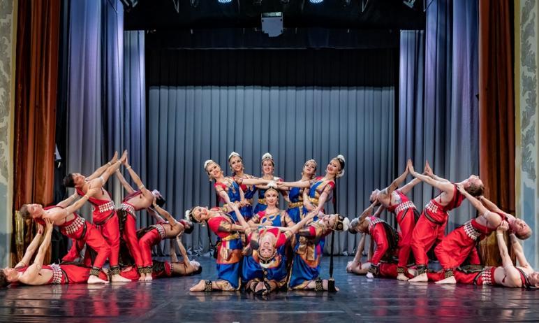 Сегодня, 14 декабря, Государственный ансамбль танца «Урал» Челябинской филармонии отмечает 40-лет