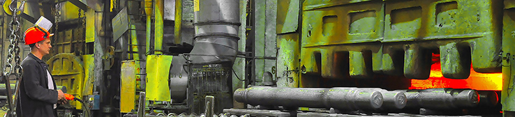 Аудит проводился в челябинском филиале предприятия, специализирующемся на выплавке сталей и сплав