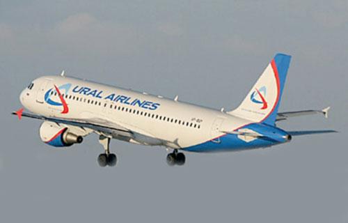 Рейсы в столицу будут выполняться ежедневно. Расписание вылетов «Уральских авиалиний» составлено
