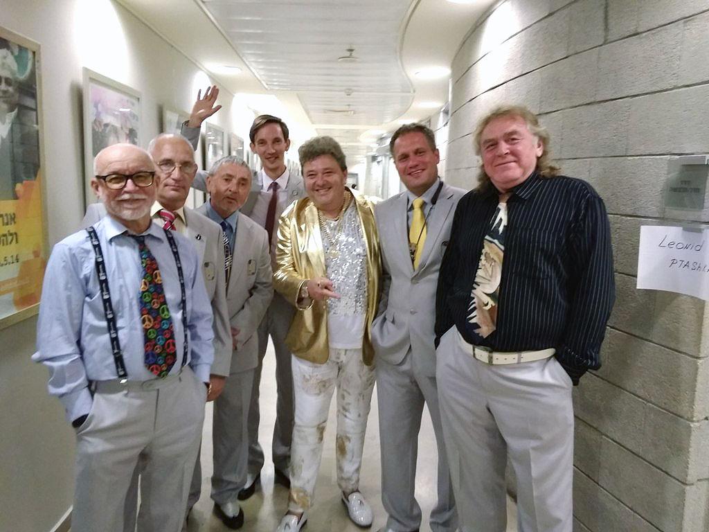 «Уральский диксиленд Игоря Бурко» принял участие в крупнейшем международном джазовом фестивале в