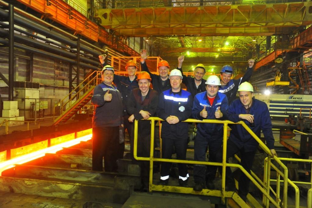 Строительство завода началось в марте 1942 года в годы Великой Отечественной войны, а 19 апреля 1