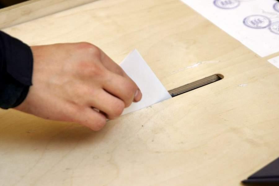 Это четвертая площадка предварительного голосования – предыдущие были организованы в Магнитогорск