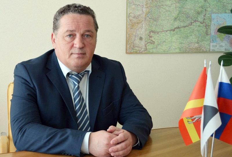 Бывший первый заместитель министра строительства и инфраструктуры Челябинской области Владимир Уш