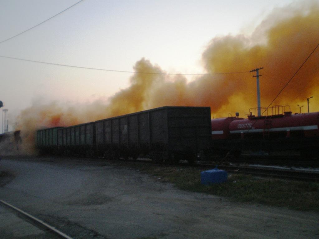 Напомним, что после завершения аварийно-спасательных работ на станции Челябинск-Главный, вагон с