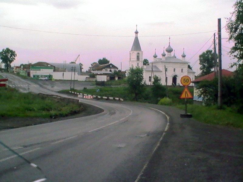 Фуры не пускают на автодорогу Бирск–Тастуба–Сатка (Челябинская область). Ограничение для большегр