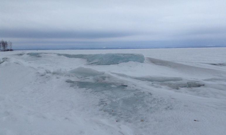 На озере Увильды (Челябинская область), являющемся памятником природы регионального значения, сно