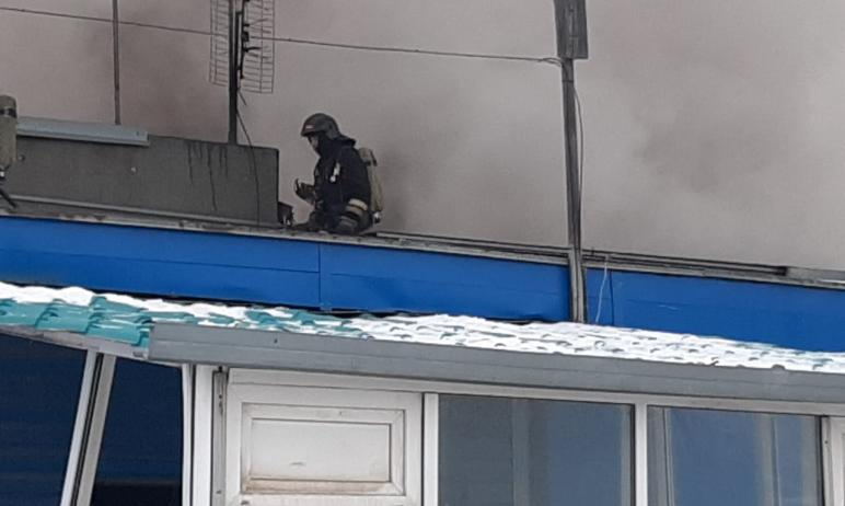 В Челябинской области проводится проверка по факту смерти на пожаре рабочего фирмы по производств
